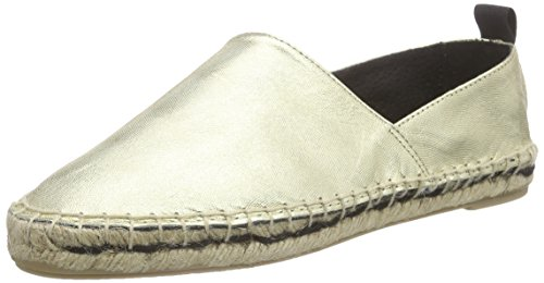 Espadrille Acaccia Femme Hound Or Shoe Gold PMS Black Espadrilles 56Hnwzx