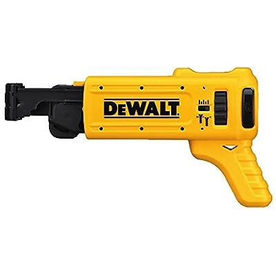 DEWALT DCF6201 20-volt MAX XR Li-Ion Drywall ScrewGun Cordless Collated Magazine Attachment