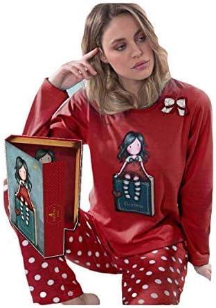 Pijama Mujer Gorjuss My Story (XL): Amazon.es: Ropa