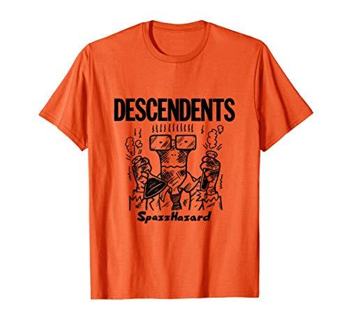 Descendents- Spazzhazard Shirt- Official Merchandise T-Shirt