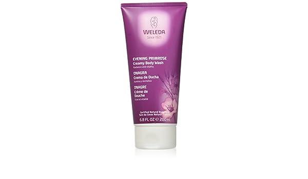 Weleda - Crema de ducha de onagra 200ml pieles maduras 50+: Amazon.es: Belleza