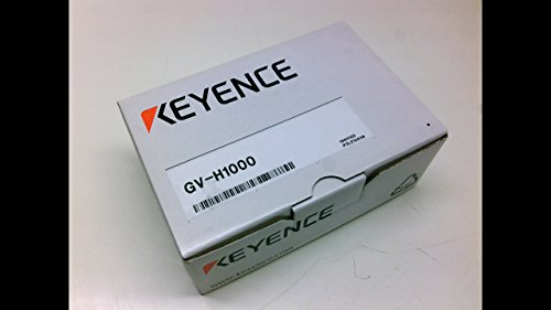 Keyence Gv-H1000 Laser Sensor Head Ultra Long Distance Gv-H1000