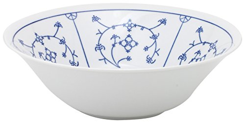 (KAHLA Blau Saks Bowl 8-1/4 Inches, tradition/comodo Color, 1 Piece)