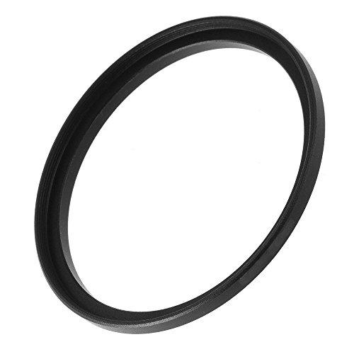 FOTGA Black 62mm to 49mm 62mm-49mm Step Down Filter Ring for Dslr Camera Lens and Neutral Density UV CPL Circular Polarizing Infrared Len (Polarizing Adapter)