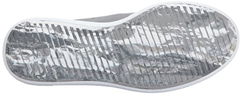 Gray Basses Armourunderarmourwomen'scharged24 overcast w Charged Under Steel 7 Nm 24 steel 7lownm Femme PwWUxC