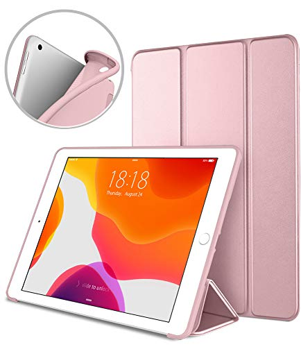Lowest Prices! DTTO Case for iPad 7th Generation Case iPad 10.2 Case 2019, Ultra Lightweight Slim Pr...