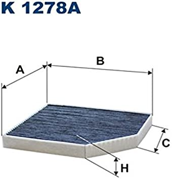 FILTRON K1278A Heating