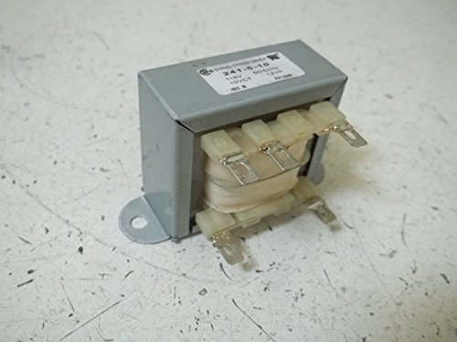 - SIGNAL TRANSFORMER 241-5-10 115V 50/60HZ 10VCT 12VA *NEW OUT OF A BOX*