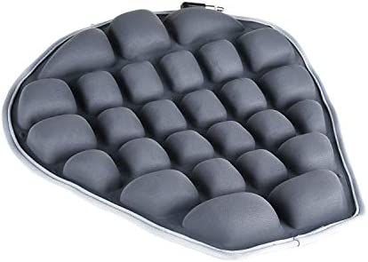 HOMMIESAFE Air Motorcycle Seat Cushion Water-fillable