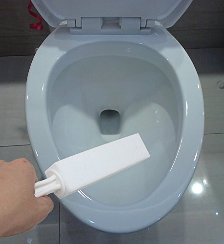 Pumice Cleaning Stone With Handle, Shinymod Toilet Toilet