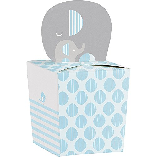 (Creative Converting 317237 8 Count Paper Favor Boxes, 2