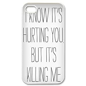 Avenged Sevenfold Quotes iphone 5c Case Hard Snap On iphone 5c Case