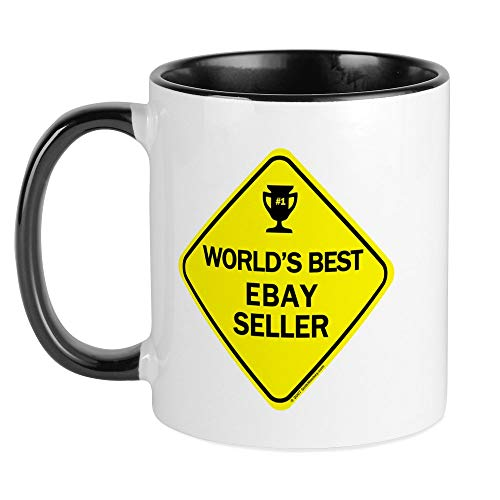 CafePress Ebay Seller Mug Unique Coffee Mug, Coffee Cup