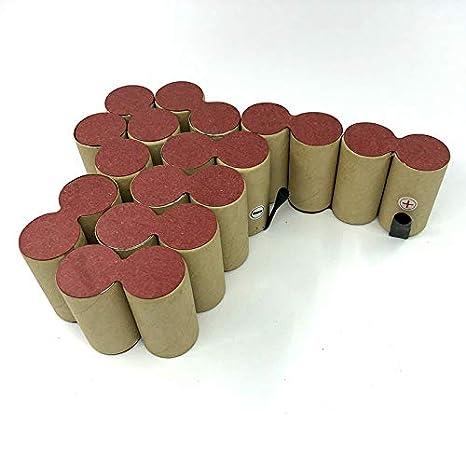 Amazon.com: Seilylanka para BOSCH 24V 3000mAh NiMH batería ...