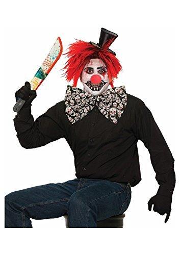 Forum Novelties Evil Clown Jumbo Bow (Jumbo Bow Tie)