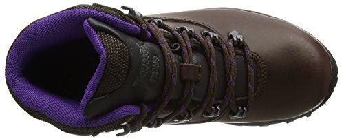 Alppu Rise Women's Hiking Regatta Bainsford Boots High Brown Lady Chstnt Iw6zP
