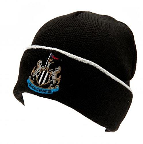 マグラフ睡眠交渉するNewcastle Unitedブラック帽子