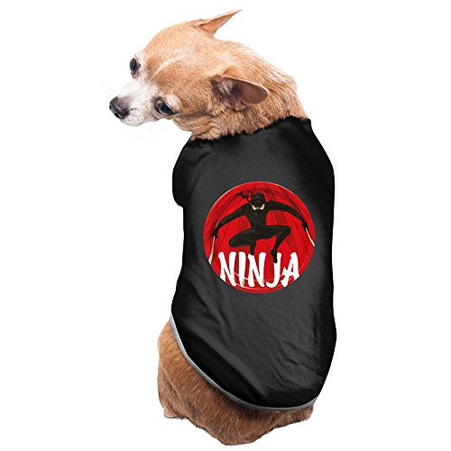 Party Winner Costume (Ninja Warrior Party Dinner Plates Pet Supplies Big Dog Clothing Lovely Small Dog)