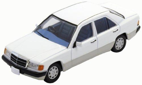 1/64 TLV-N79a メルセデス ベンツ190E 2.3 (ホワイト)92年 「トミカリミテッド ヴィンテージNEO」 249191