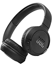 JBL Tune 510BT Wireless On-Ear Bluetooth Headphones - Black