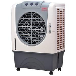 Usha Honeywell 55-Litre Desert Cooler (Cl 601Pm) Energy Saver (White/Grey)
