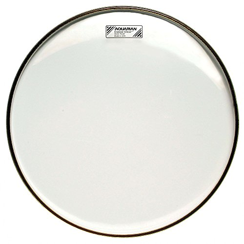 Aquarian Drumheads CCSN14 Classic Clear 14-inch Snare Side Drum Head