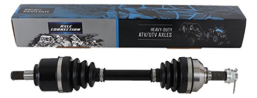 Connection AC-KW-165 Front Right Axle