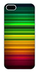 iCustomonline Irregular Figure on Colorful Pattern Case for iPhone 5 5S by ruishername