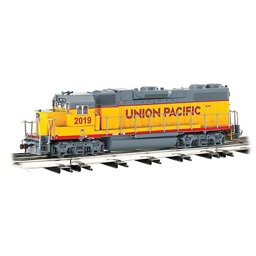 Bachmann Industries General Motors GP 38 Scale Diesel Locomotive Union Pacific 2019 O Scale Train Union Pacific Diesel Engine