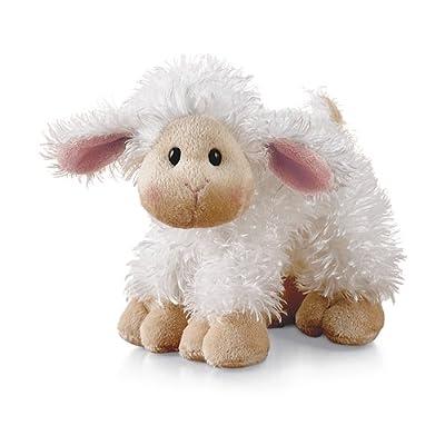 Webkinz Lil'Kinz Mini Plush Stuffed Animal Lamb: Ganz: Toys & Games