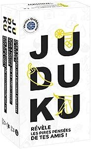 JUDUKU - Jeu de société en Français pour Apéro & Soirées - Edition Québécoise- 480 Ca