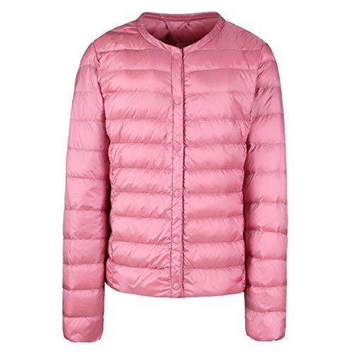 Pink Coat Packable Puffer Simple Sankt Water Down Resistant Women's Aqa8Z