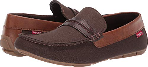 - Levi's¿ Shoes Men's Warren Canvas/Burnish Brown/Tan 10 D US