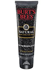 Burt's Bees Natural Skin Care For Men, Aftershave 2.5 oz (Pack of 3)