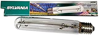 Sylvania Grolux Plant Lamp High Pressure Sodium GroLux Light Bulb Grow Plant E40 SA SHP-TS 600W