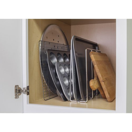 Hardware Resources TD-PC-R Tray Divider, Chrome by Hardware Resources (Image #1)