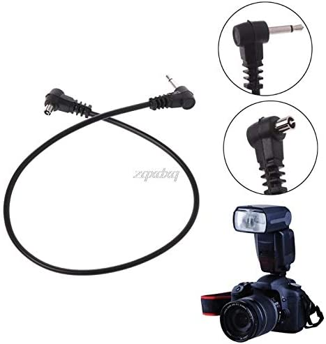 Male to Male M-M FLASH PC Sync Cord Cable 30cm 12 2.5mm 1//8 for Trigger Camera O05 JohnnyBui