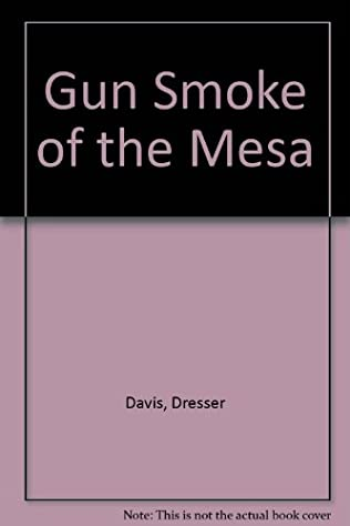 book cover of Gun Smoke on the Mesa