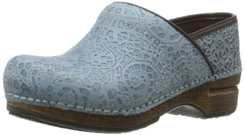 Dansko Women's Pro XP Mule,Chambray,41 EU/10.5-11 M US (Footwear Chambray)