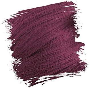 Crazy Color Burgundy Nº 61 Crema Colorante del Cabello Semi-permanente