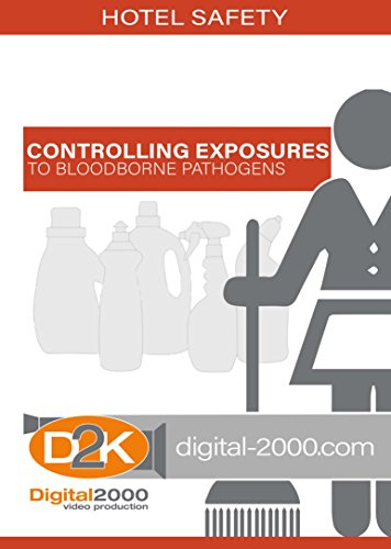 Controlling Exposures To Bloodborne Pathogens (Hotel/Motel) Safety Training DVD by Digital 2000 (Image #2)