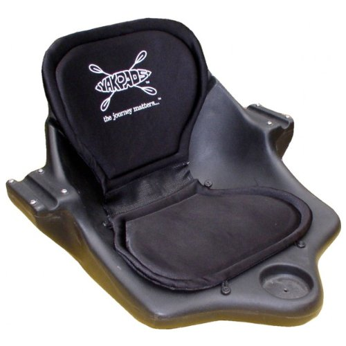 YakPads High-Back Gel Paddle Saddle