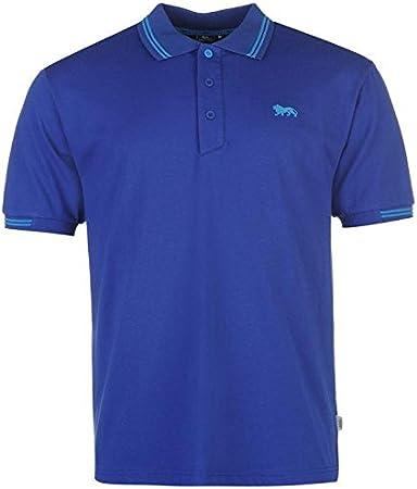 Lonsdale Hombre Classic de Polo Camisa