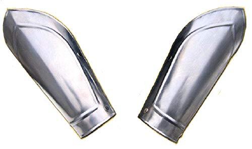 (Medieval Steel Arm Bracers Praetorian LARP Armour)