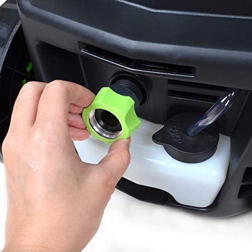Aodern 4000 PSI 3.0 GPM Lavadora a presión eléctrica, máquina de ...