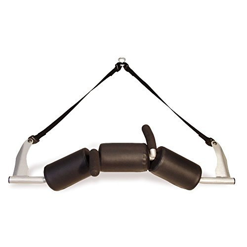 Insipre Fitness Abdominal Bar - Home Fitness, Gym, Workout, Strenghten Muscle, Exercise, Core, Ideal Tool, Sculpting Washboard Stomach, Sit Ups, Cable, Fitness by Inspire Fitness