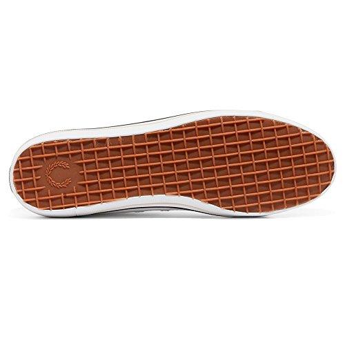 Weiß und Männer Fred Marine für White Perry Kingston Sneaker Tennisschuhe Canvas Canvas B6259U ZqXwYfnXg