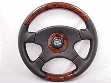 """Boat Steering wheel W// Adapter 3 spoke boats with a 3//4/"""" tapered key Marine"""
