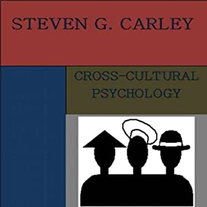 Cross-Cultural Psychology Audiobook