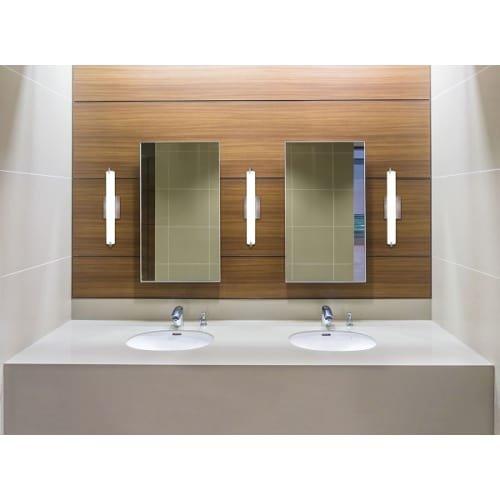 Elf Bath Light Bulb/Finish: Xenon/Polished Nickel by Illuminating Experiences